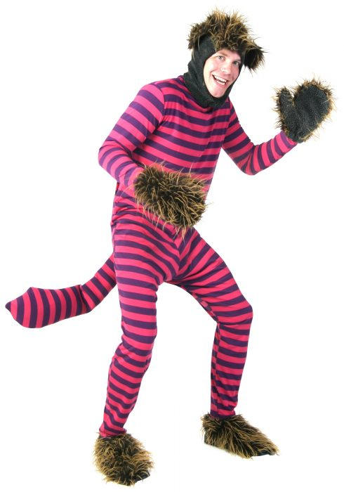 Cheshire Cat Adult Costume