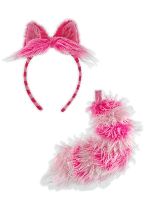 Cheshire Cat Ears and Tail