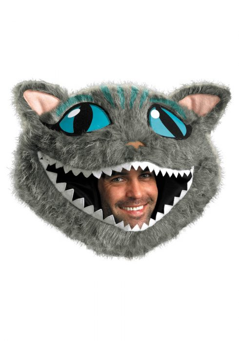Cheshire Cat Mask