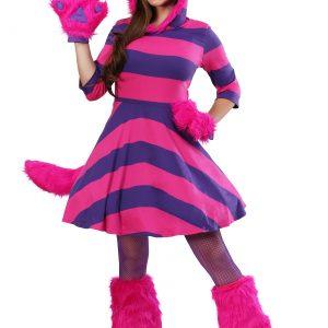 Cheshire Cat Plus Size Women's Costume