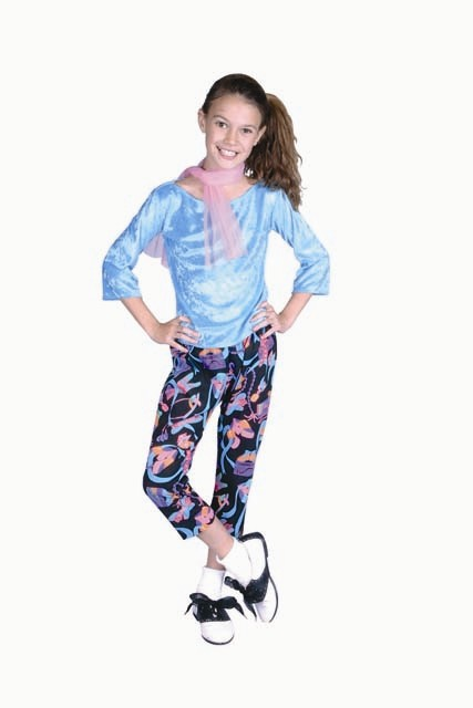 Child 50's Summer Costume