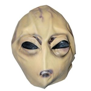 Child Alien Mask
