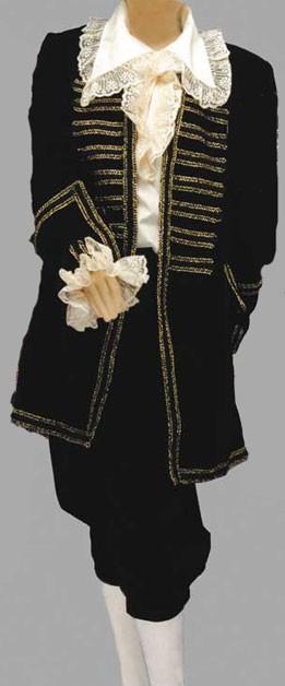 Child Amadeus Costume