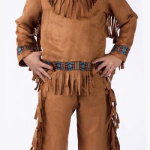 Child American Indian Boy Costume