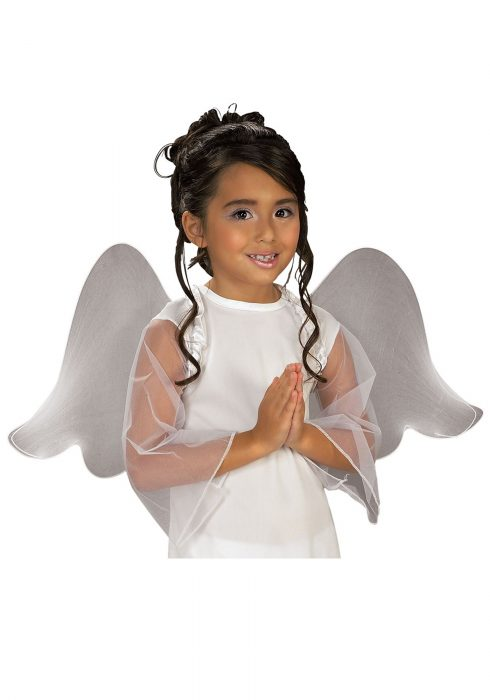 Child Angel Costume Wings