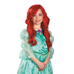 Child Ariel Wig