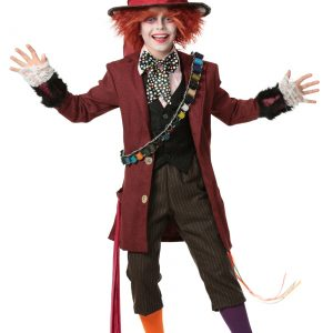 Child Authentic Mad Hatter Costume