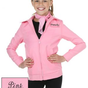 Child Authentic Pink Ladies Jacket