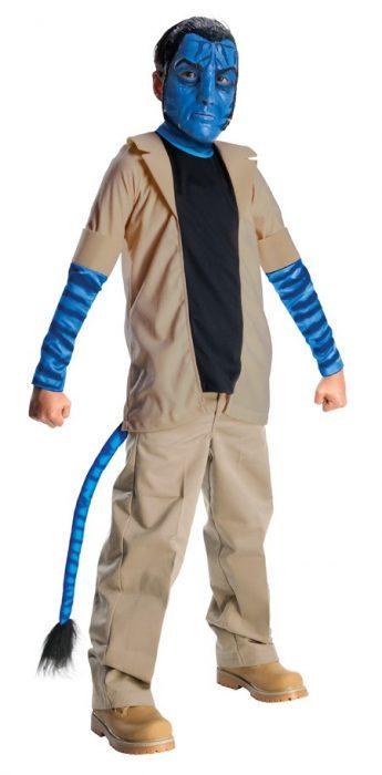 Child Avatar Jake Sully Costume
