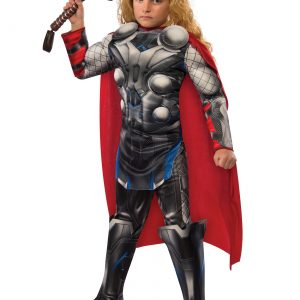 Child Avengers 2 Deluxe Thor Costume