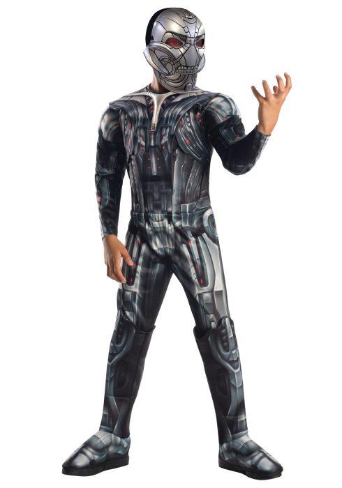 Child Avengers 2 Deluxe Ultron Costume