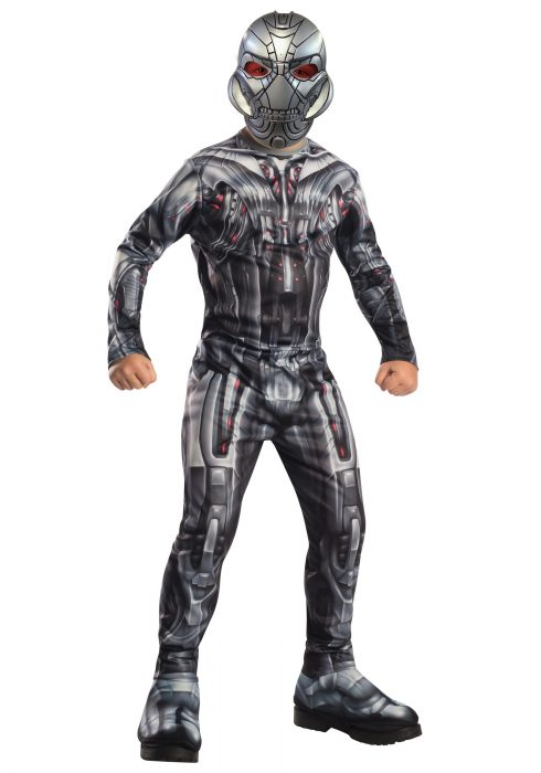 Child Avengers 2 Ultron Costume