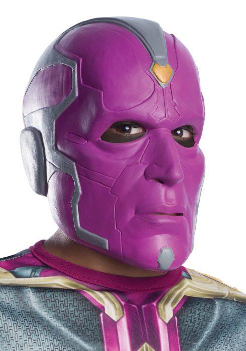 Child Avengers 2 Vision 3/4 Mask