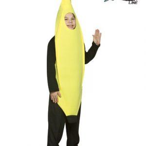 Child Banana Costume - Lightweight