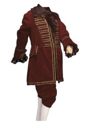 Child Beethoven Costume