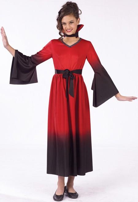 Child Blood Vampiress Costume