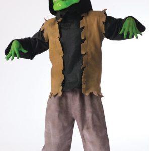 Child Bobble Head Monster Costume