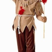 Child Brave Indian Costume