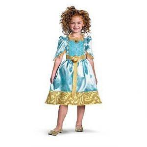 Child Brave Merida Costume