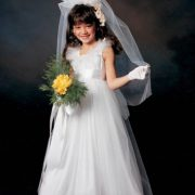 Child Bride Costume