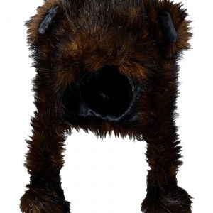 Child Brown Bear Hat