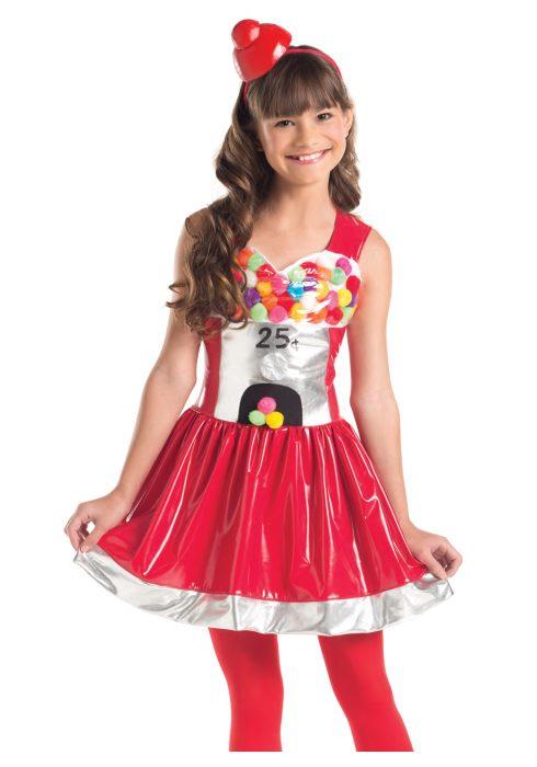 Child Bubblegum Cutie Costume
