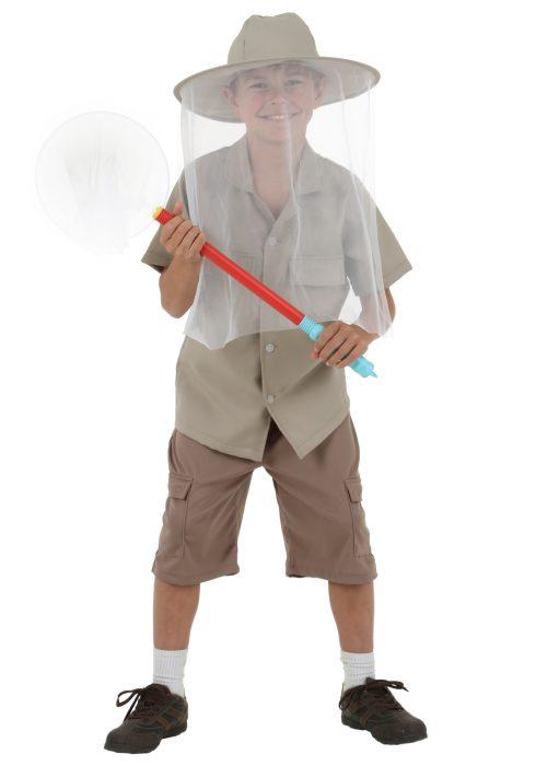 Child Bug Catcher Costume