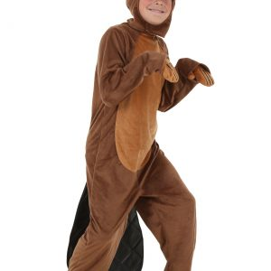 Child Busy Beaver Costume