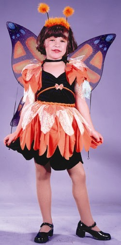 Child Butterfly Costume