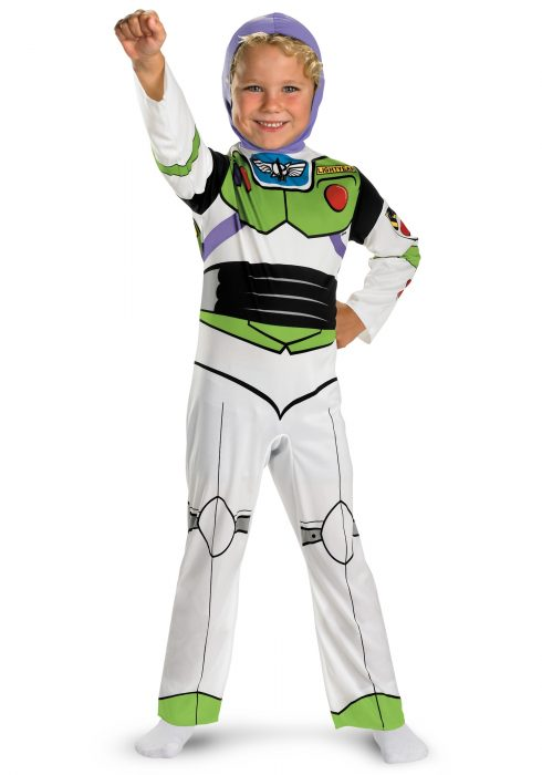 Child Buzz Lightyear Costume