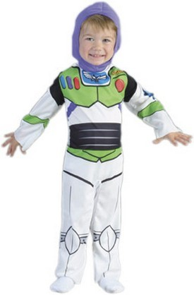 Child Buzz Lightyear Costume