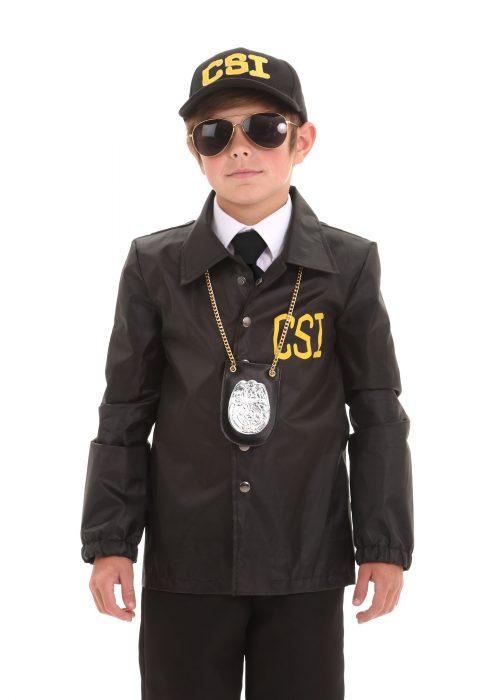 Child CSI Costume