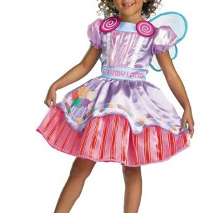Child Candyland Girl Costume