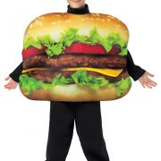 Child Cheeseburger Costume