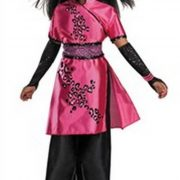 Child Cheetah Girls Deluxe Galleria Costume