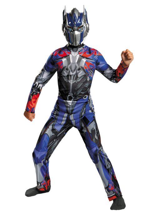 Child Classic Optimus Prime Costume