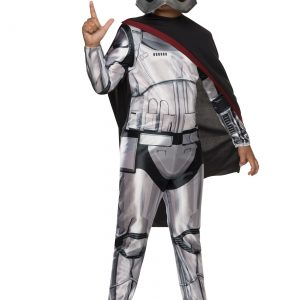 Child Classic Star Wars Force Awakens Captain Phasma Costume