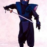 Child Complete Blue Ninja Costume
