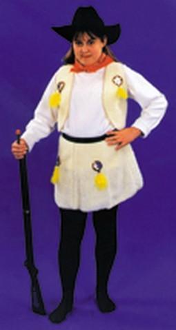 Child Cowgirl Costume Set