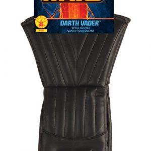 Child Darth Vader Gloves