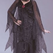 Child Daughter of Darkness Gothic Costume