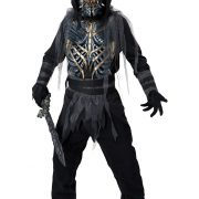 Child Death Warrior Costume