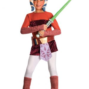 Child Deluxe Ahsoka Costume