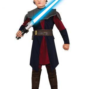 Child Deluxe Anakin Skywalker Clone Wars Costume