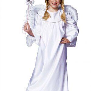 Child Deluxe Angel Costume