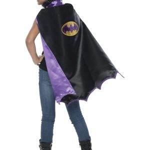 Child Deluxe Batgirl Cape