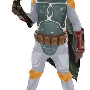 Child Deluxe Boba Fett Costume