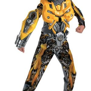 Child Deluxe Bumblebee Costume