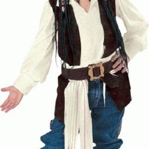 Child Deluxe Captain Jack Sparrow Costume