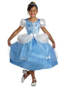 Child Deluxe Cinderella Costume